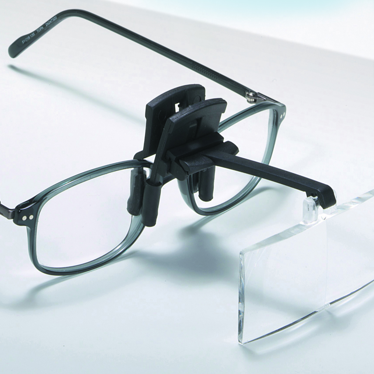 Daylight Clip-on spectacles